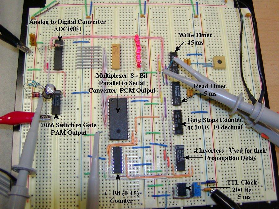 Analogsumming Analogcircuit Basiccircuit Circuit Diagram